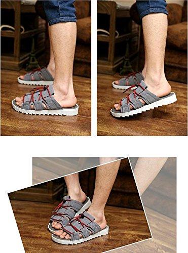 MZG Neue Worte Drag Lovers Casual Sandalen Anti-Rutsch Verschleiß-resistente Gummi Hausschuhe 1