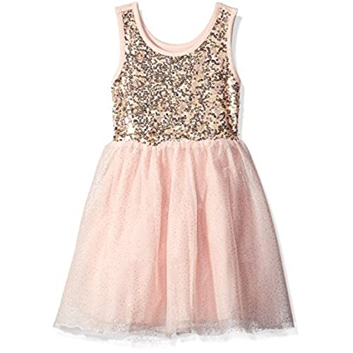 the childrens place big girls sleeveless dressy dresses desert pink 6954 medium78