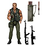 NECA Commando Scale 30th Anniversary Ultimate John Matrix Action Figure, 7-Inch
