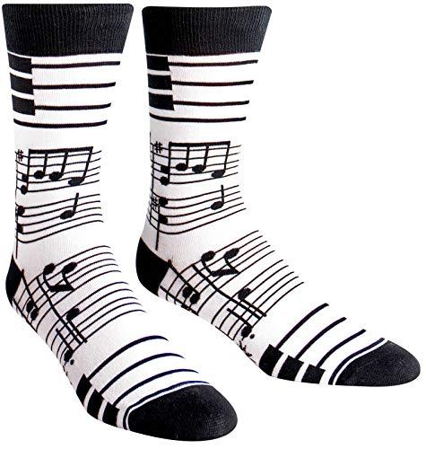 Sock It To Me, Men's Crew, Music Socks