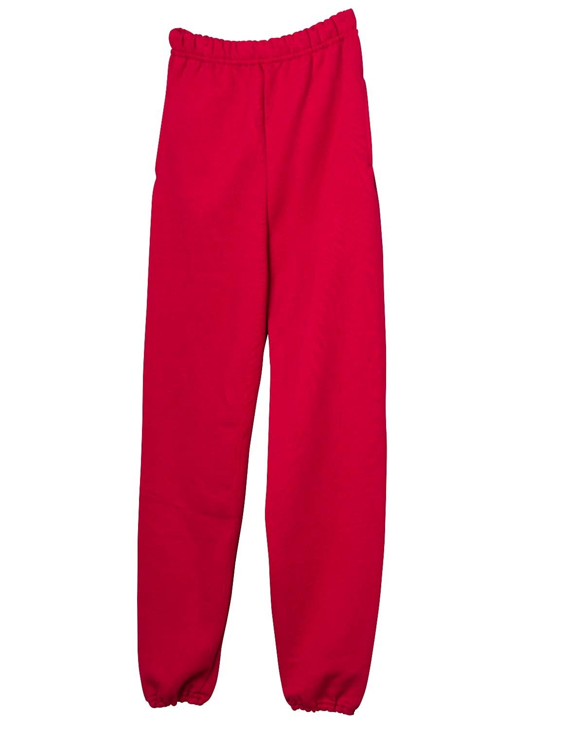 Jerzees 9 oz Sweatpant w Pockets (4850MP) Super Sweats Available in 8 Colors Jerzees 4850P