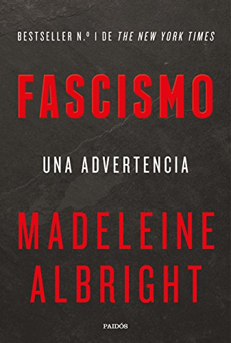 Book cover from Fascismo by Madeleine Albright