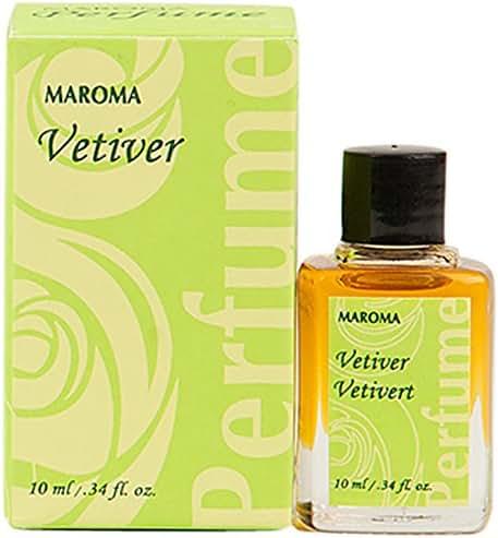 Maroma, Perfume Vetiver, 0.34 Fl Oz