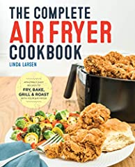 Here's how to bake, grill and roast with your air fryer!              Mixed berry muffins? Tuna Zucchini Melts? Spicy Thai Beef Stir-fry? Cooked on an air fryer? Absolutely! This air fryer cookbook turns your air fryer into an...