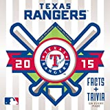 Turner Perfect Timing 2015 Texas Rangers Box Calendar (8051313)