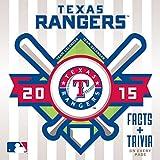 Turner Perfect Timing 2015 Texas Rangers Box Calendar (8051313)