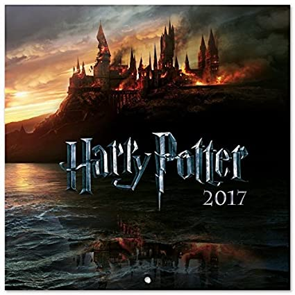 Grupo Erik Editores Harry Potter - Calendario 2017, 30 x 30 cm