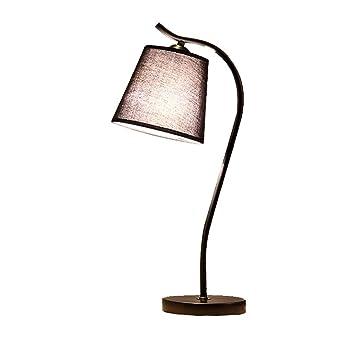 Amazon Com Three Color 8w Flicker Free Led Table Lamp Bedroom
