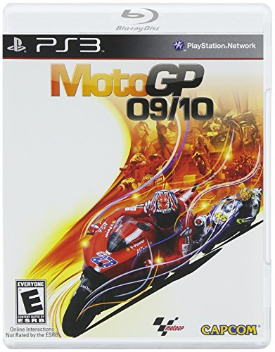 MotoGP 09/10 - Playstation 3 (Motogp Game)