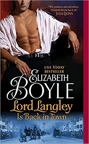 Book Lord Langley Is Back in Town (The Bachelor Chronicles)