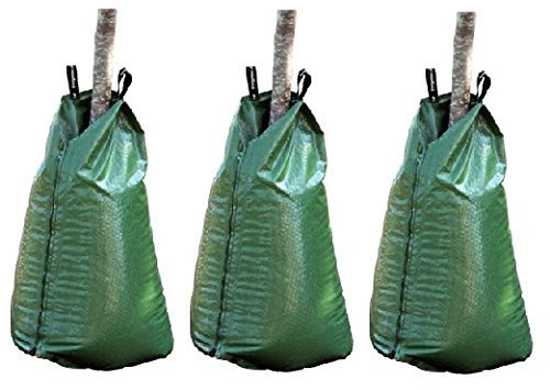 Treegator Original 20 Gal Slow Release Watering Bags for Trees 3-PACK by Tree Gator