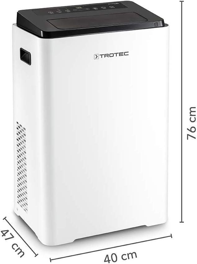TROTEC Acondicionador de Aire Local Pac 3900 X/ (Función ...