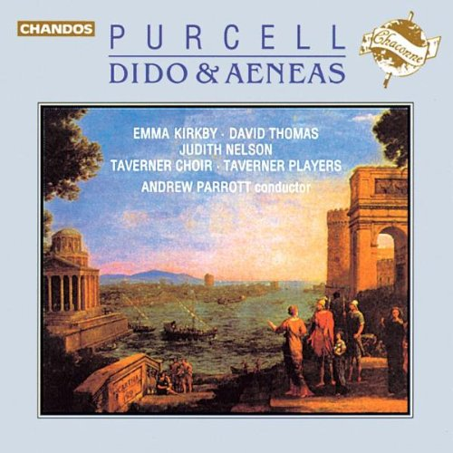 dido and aeneas songs