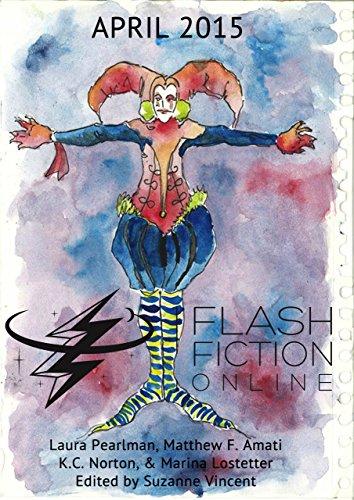 Flash Fiction Online April 2015