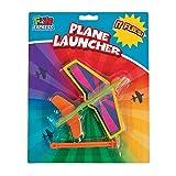 Fun Express - Bc Foam Plane W/ Launcher - Toys - Vehicles - Missiles & Launchers - 6 Pieces