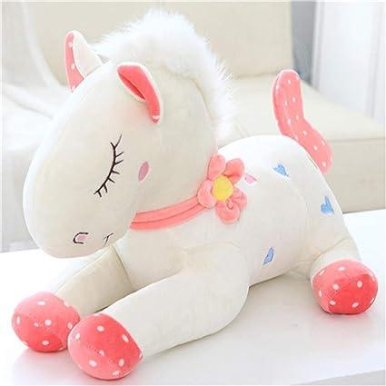 MRWJ Kawaii Amantes Unicornio Peluche Bebé Suave Animal ...