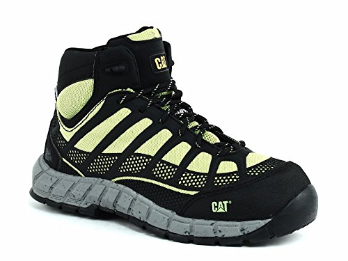 Streamline Mid Composite Toe Work Boot Size 5.5 B(M) US, Lime