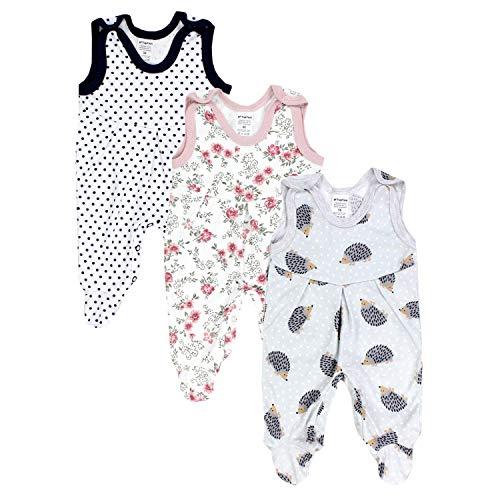 TupTam Baby Meisjes Boxpakje Mouwloos 3-Pack