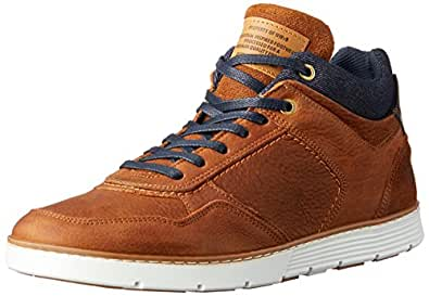 Wild Rhino Men's Cape Shoes, Tan, 6 AU (40 EU)
