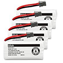 ☆ UNIDEN ® BT-1021 ◘ Cordless Phone Battery Replacement ☆