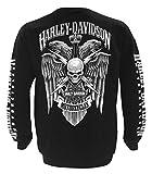 Harley-Davidson Men's Lightning Crest Fleece