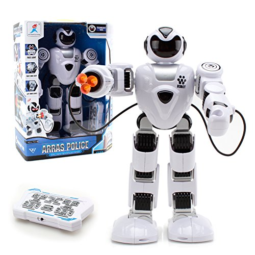 SOWOW WISHTIME Big Remote Control Robots for Kids – Infrared Control Toys Robot – Programmable Interactive Walking Singing for Kids Boy Girl