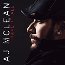 Have It All by AJ Mclean [2010] Audio CD