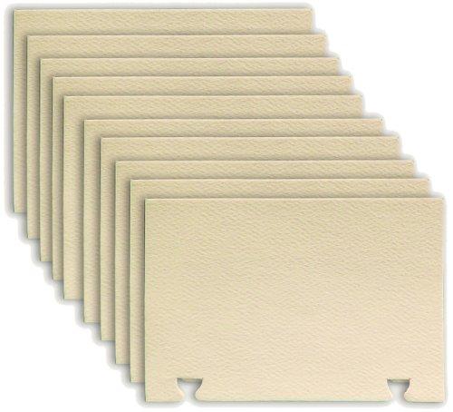 (7gypsies 17664 Revolving Artist Trading Card Holder Tag Refill Pack - 50 cards)
