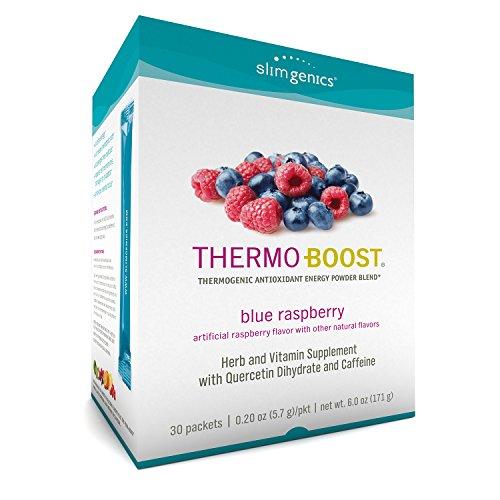 SlimGenics Thermo Boost Thermogenic Powder Energy