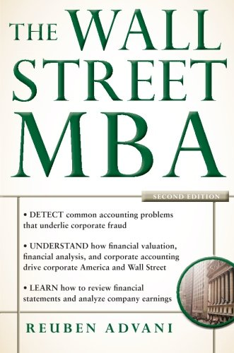 The Wall Street MBA, Second Edition by McGraw-Hill Education