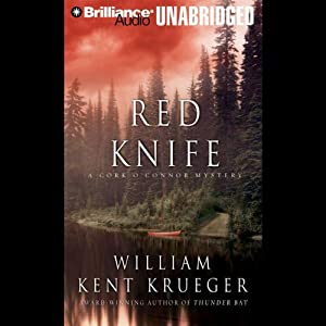 Red Knife Hörbuch