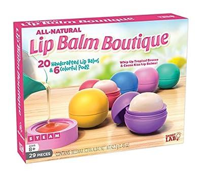 SmartLab Toys All-Natural Lip Balm Boutique Includes 6 Lip Balm