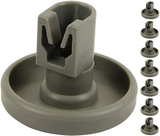 TPulling – Cesta Inferior de plástico para lavavajillas, Rueda de ...