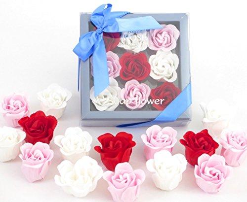 Easter Rose Bath Bomb with elegant gift
