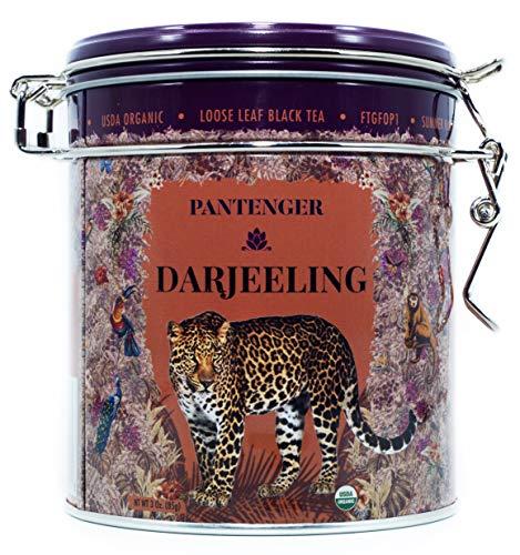 Darjeeling Tea Loose Leaf. Darjeeling Summer Harvest FTGFOP1. Black Loose Leaf Tea (3 Oz). Single Estate. Finest USDA Organic Darjeeling Second Flush. Organic High Altitude Tea - Tea Flush Second Darjeeling