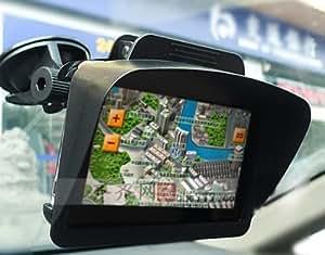 """Visera Clip Parasol para GPS, Smartphones con pantallas de 4.3""""- 5"""""""