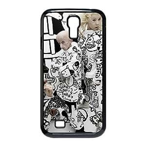 Die Antwoord funda Samsung Galaxy S4 9500 funda teléfono celular de cubierta negro, funda de plástico caja del teléfono celular