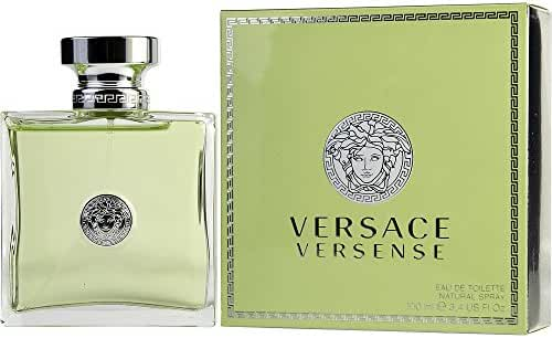 VERSACE VERSENSE by Gianni Versace EDT SPRAY 3.4 OZ for WOMEN ---(Package Of 5)