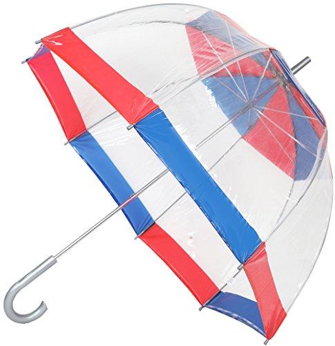 Totes Clear Bubble Umbrella Size