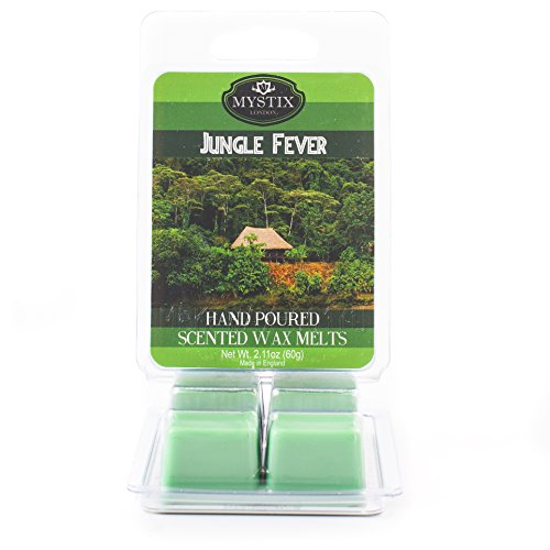 Jungle Fever Scented Wax Melt Clamshell