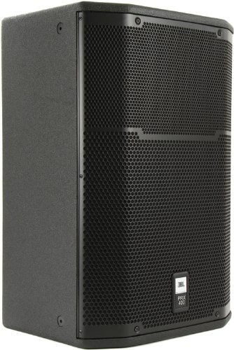 JBL PRX415M 15'' Portable 2-way Utility Stage Monitor and Loudspeaker System, Black by JBL Professional