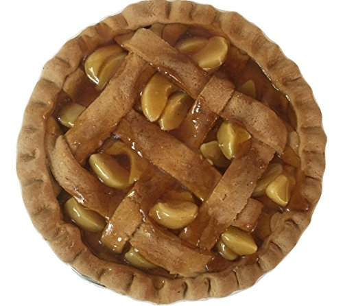 (Fake Apple Pie Prop With Lattice Crust Farmhouse Fake Food By Everything Dawn Bakery)