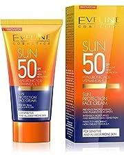 ايفلين صن كير - كريم الحماية من أشعة الشمس معامل حماية 50  - 50 مل