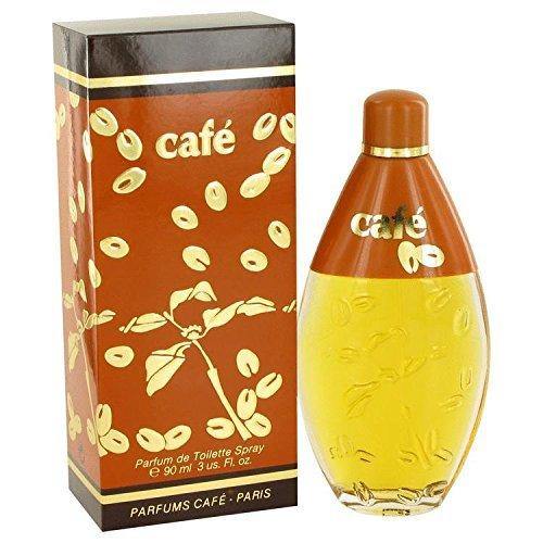 - Cafe by Cofinluxe Parfum De Toilette Spray 3 oz for Women - 100% Authentic