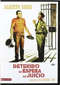 Detenido En Espera De Juicio [DVD]