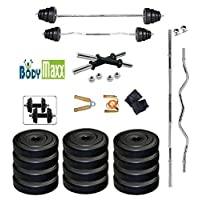 BODY MAXX 40 Kg Home Gym Combo 56