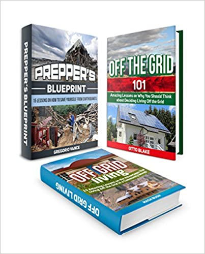 Off The Grid 101 Box Set: More Than 30 Lessons on Off Grid