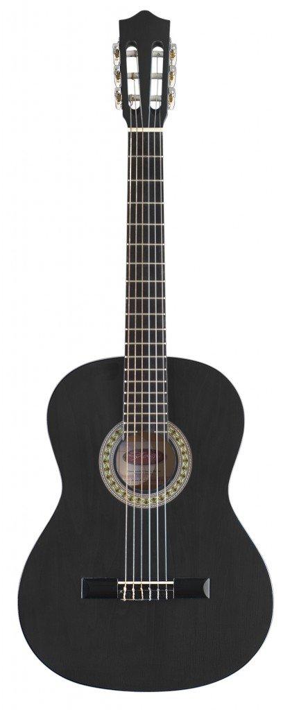 Blue Stagg C505 BL 1//4 Classical Guitar