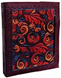 #7: LS Leather Journal Notebook Diary 5x6