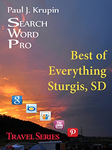 Sturgis, South Dakota - The Best of Everything - Search Word Pro (Travel ()